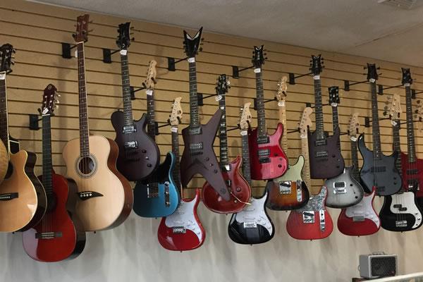 Play Music - Guitars
