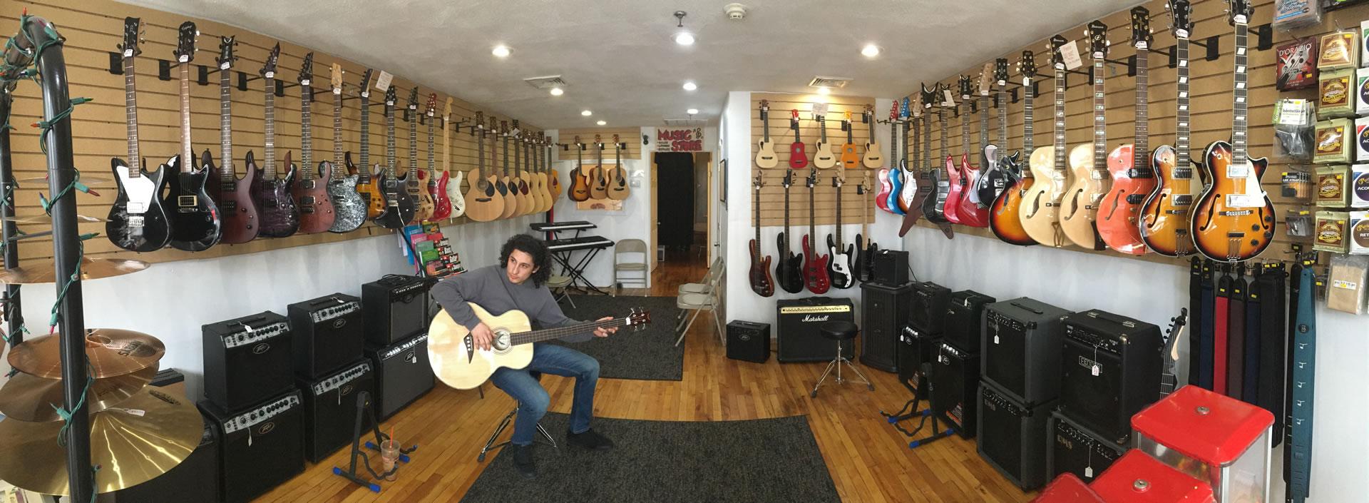 Play Music - Store